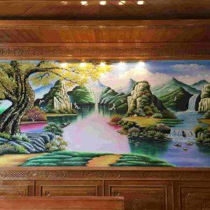 tranh da quy phong canh cao cap 300x300 - Sản phẩm